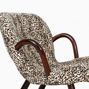 Philip Arctander clam easy chair at Studio Schalling