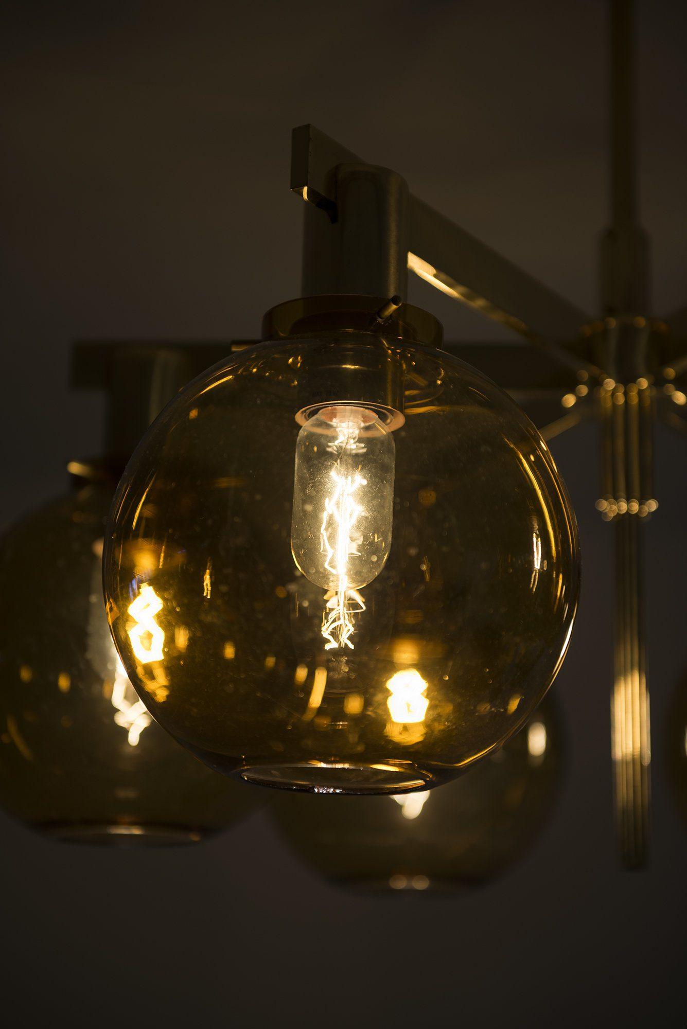 Hans Agne Jakobsson Ceiling Lamp At Studio Schalling