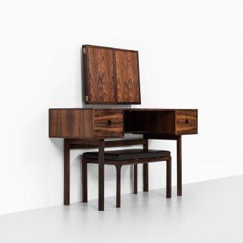 Aksel Kjersgaard vanity with stool at Studio Schalling