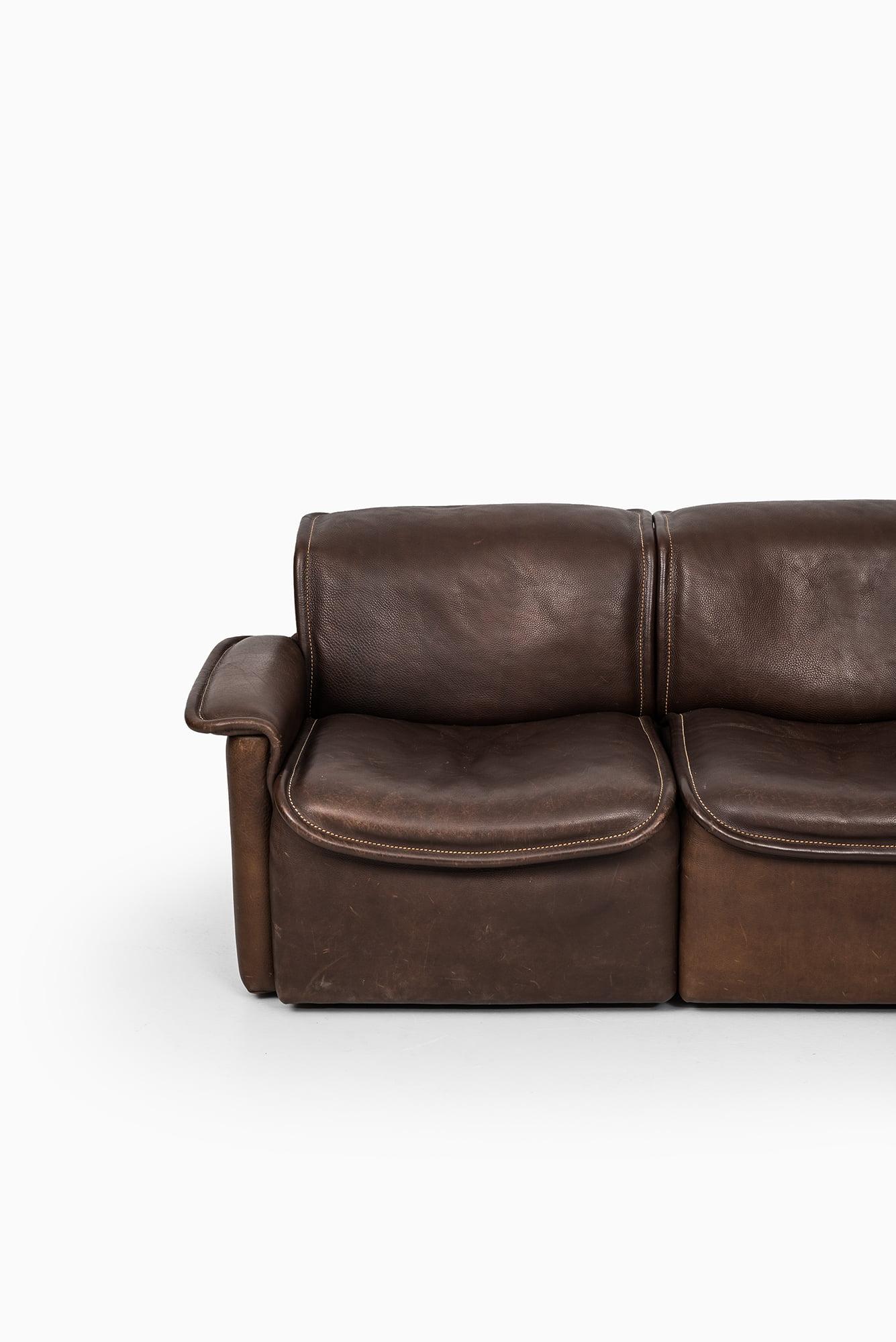 de sede sofa at studio schalling. Black Bedroom Furniture Sets. Home Design Ideas