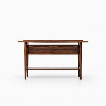 Arne Vodder console table in rosewood at Studio Schalling