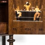 Sture Lindholm unique bar cabinet at Studio Schalling