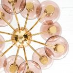 Hans-Agne Jakobsson ceiling lamp model Patricia at Studio Schalling