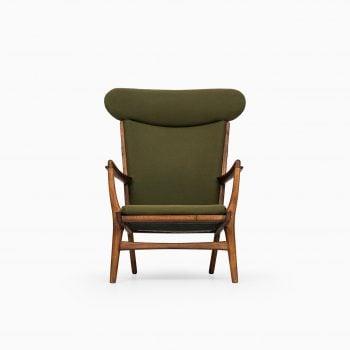 Hans Wegner AP-15 easy chair by AP-Stolen at Studio Schalling