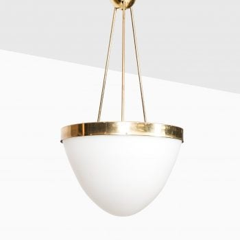 Lars Bylund Moon ceiling lamp by Ateljé Lyktan at Studio Schalling