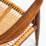 Hans Wegner the chair armchair in teak at Studio Schalling