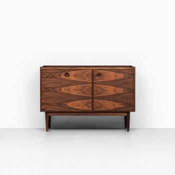 Hans Olsen bar cabinet in rosewood at Studio Schalling