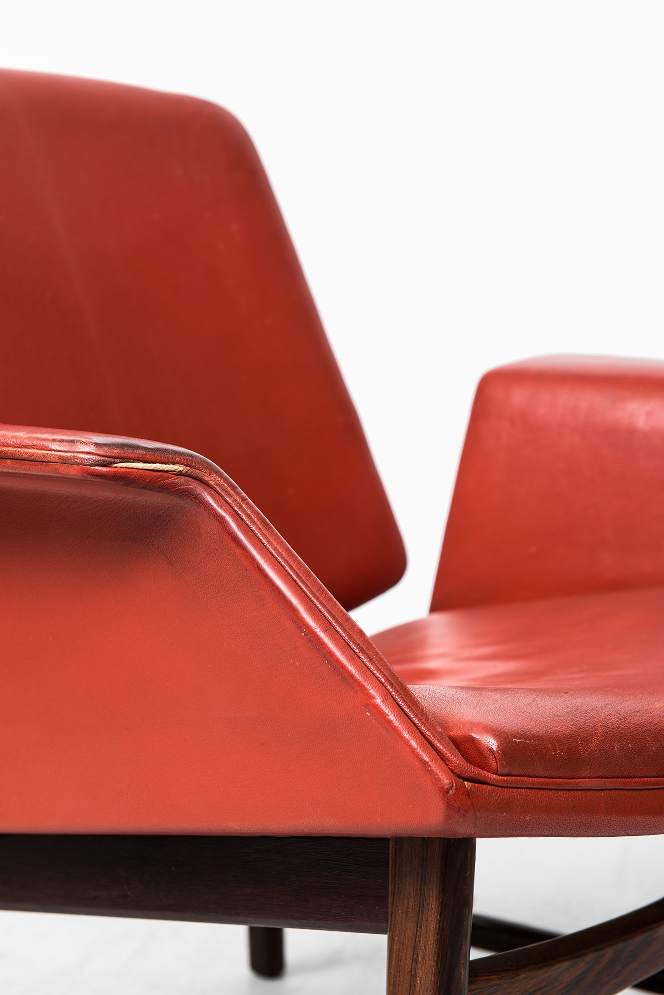 Illum Wikkels 248 Easy Chairs Model 451 At Studio Schalling