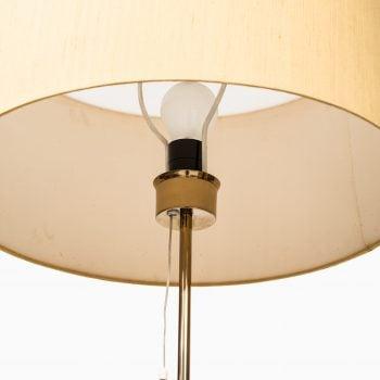 Bergbom G-024 floor lamp in brass at Studio Schalling