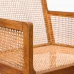 Bernt Petersen easy chairs by Wørts møbelsnedkeri at Studio Schalling