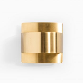 Peter Celsing wall lamps in brass by Fagerhult at Studio Schalling