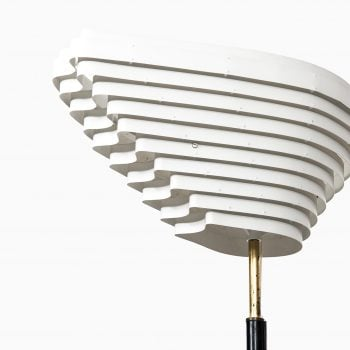 Alvar Aalto angel wing floor lamp by Valaistustyö at Studio Schalling