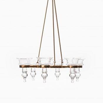 Bertil Vallien chandelier by Boda Smide at Studio Schalling