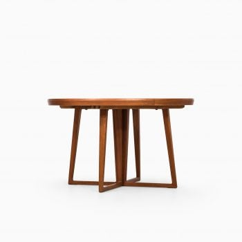 Helge Sibast dining table in teak at Studio Schalling