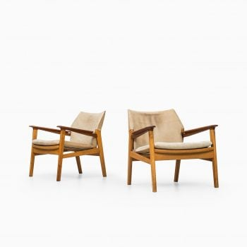 Hans Olsen easy chairs model 9015 at Studio Schalling
