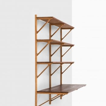 Børge Mogensen wall mounted bookcase model 291 at Studio Schalling