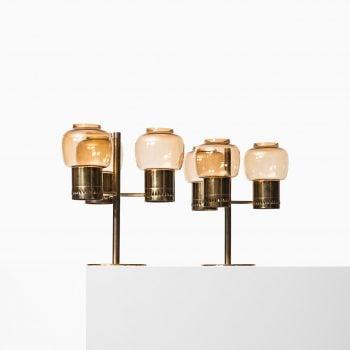 Hans-Agne Jakobsson candlesticks model L-67 at Studio Schalling