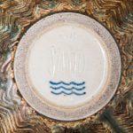 Axel Salto ceramic bowl by Royal Copenhagen at Studio Schalling