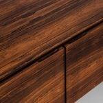 Ib Kofod-Larsen Trol sideboard in rosewood at Studio Schalling