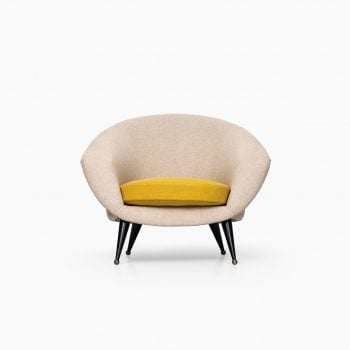 Folke Jansson easy chair model Tellus at Studio Schalling