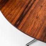 Arne Jacobsen coffee table in rosewood at Studio Schalling