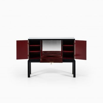 Small sideboard / cabinet in zebrano at Studio Schalling