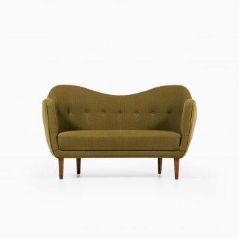 Finn Juhl sofa model BO55 by Bovirke at Studio Schalling