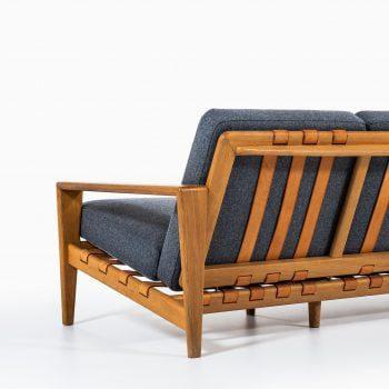 Svante Skogh sofa model Bodö in oak at Studio Schalling