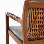 Carl Gustaf Hiort af Ornäs Rialto easy chairs at Studio Schalling
