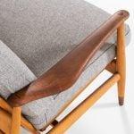 Arne Vodder sofa by France & Daverkosen at Studio Schalling