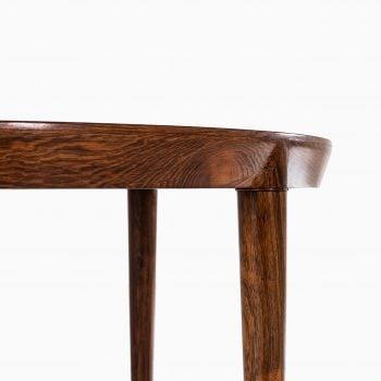 Severin Hansen dining table model 71 at Studio Schalling