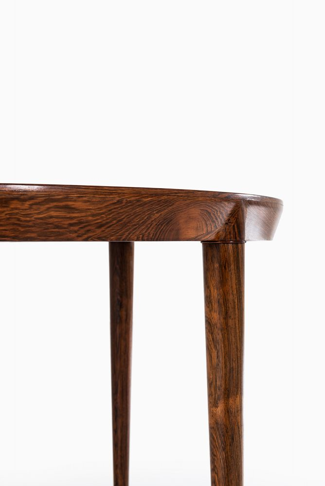 Severin Hansen dining table model 71 at Studio Schalling