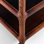 Henning Korch trolley in rosewood by CFC at Studio Schalling