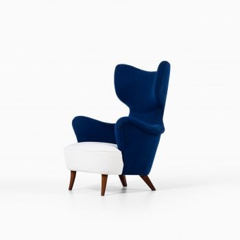 Easy chair attributed to Otto Schulz at Studio Schalling