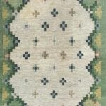 Anne-Marie Boberg carpet at Studio Schalling