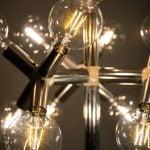 Trix & Robert Haussmann atomic floor lamp at Studio Schalling