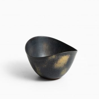 Gunnar Nylund large ceramic bowl by Rörstrand at Studio Schalling