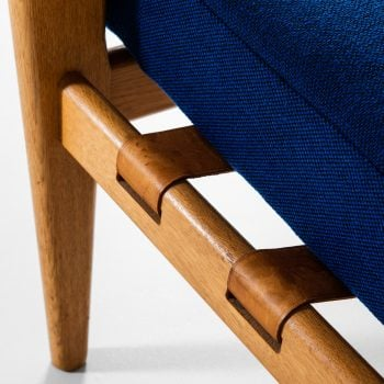 Svante Skogh easy chairs model Bodö in oak at Studio Schalling