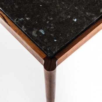 Ib Kofod-Larsen coffee table in rosewood at Studio Schalling