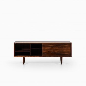 Niels O. Møller rosewood sideboard model 20 at Studio Schalling