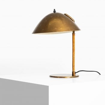 Paavo Tynell table lamp model Kypärä at Studio Schalling