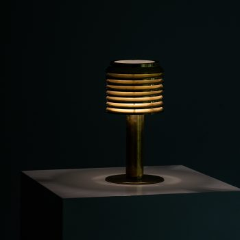Hans-Agne Jakobsson table lamp model B-142 at Studio Schalling