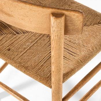 Børge Mogensen J39 dining chairs by FDB møbler at Studio Schalling