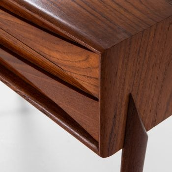 Rimbert Sandholt side table / bureau in teak at Studio Schalling