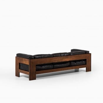 3-seat sofa in the manner of Tobia Scarpa at Studio Schalling