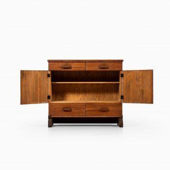 Axel Einar Hjorth cabinet model Sport at Studio Schalling
