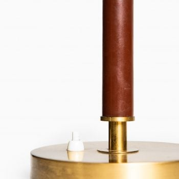 Table lamp in brass by Falkenbergs belysning at Studio Schalling