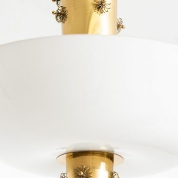 Paavo Tynell ceiling lamp by Taito at Studio Schalling
