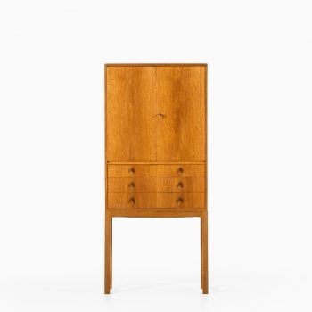 Carl Malmsten cabinet model Lillbo in oak at Studio Schalling