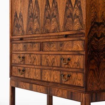 Rosewood cabinet by C.B. Hansen at Studio Schalling